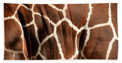 Wildlife Patterns  Beach Towel