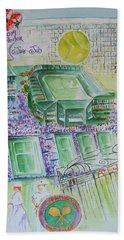 Wimbledon 2014 Beach Sheet
