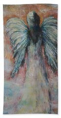 Wind In My Wings, Angel Beach Towel