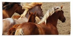 Wind Spirits Beach Towel
