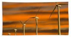 Windmill Farm Beach Sheet