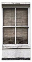 Window And Blind Beach Towel
