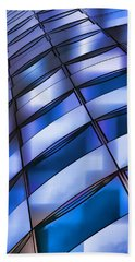Windows In The Sky Beach Towel