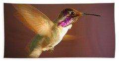Wings Of Gold Beach Sheet