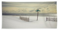 Winter Paradise Beach Towel