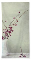 Winter Still Life Beach Towel
