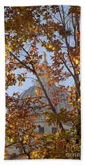 Wisconsin Capitol Beach Towel
