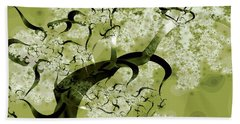 Wishing Tree Beach Towel