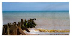 Withernsea Groynes Beach Sheet