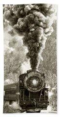 Wmsr Steam Engine 734 Beach Sheet