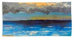 Wollongong Beach Beach Towel