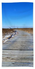 Plum Island Beach Towel