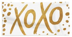 Xoxo Beach Towel