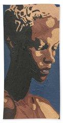 Yasmin Warsame Beach Sheet