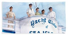 Ycsic Race Committee 2 Beach Towel