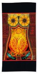 Yearning-spirit Rising Beach Sheet by Joseph J Stevens