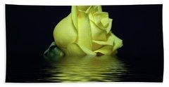 Yellow Rose II Beach Sheet