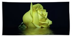 Yellow Rose II Beach Sheet