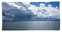 Yellowstone Lake Beach Towel
