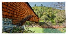 Beach Sheet featuring the photograph Yuba State Park by Jim Thompson