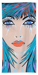Zahara Beach Towel