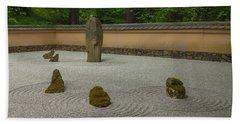 Zen Beach Towel