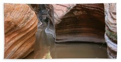 Zion Puddle Beach Sheet
