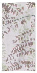Autumn Meeting Beach Towel