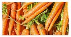 Carrots Beach Sheet