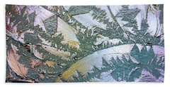 Glass Designs Beach Towel