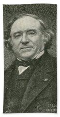 Jean Baptiste Dumas, French Chemist Beach Towel