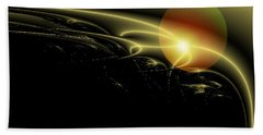 A Star Was Born, From Serie Mystica Beach Towel