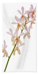Orchid Panicle Beach Towel by Atiketta Sangasaeng