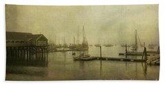 Rockland Harbor Beach Sheet