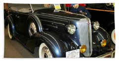 1936 Chevrolet Phaeton Beach Sheet