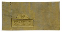 1945 Scardino Beach Towel