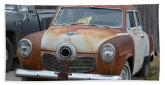 1951 Studebaker Beach Towel
