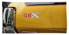 1970 Buick Gsx Beach Towel