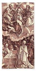 Assumption Of Mary Beach Towel