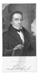 Lewis Cass (1782-1866) Beach Towel