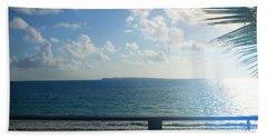 Orient Beach St Maarten Beach Towel