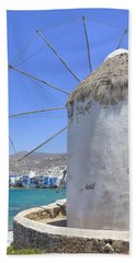 Mykonos Beach Towel