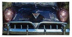 51 Studebaker Commander Beach Towel