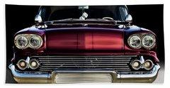 '58 Impala Custom Beach Towel
