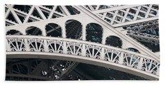 Paris Beach Sheet by Carol Ailles