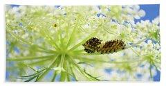A Caterpillars Palace Beach Sheet