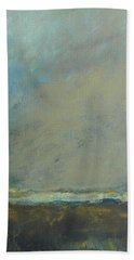 Abstract Landscape - Horizon Beach Towel