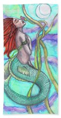 Adira The Mermaid Beach Towel
