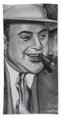 Al Capone 0g Scarface Beach Sheet