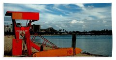 Ala Moana Beach Towel by Mark Gilman